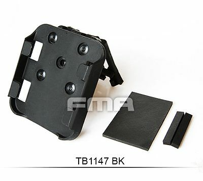 Fine Black FMA Tactical holster for IPhone6 plus For Outdoor Hunting Paintball