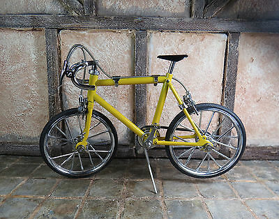 Miniature Model 1:6 Scale AUTHENTIC BICYCLE Realistic Barbie, BJD Like Real