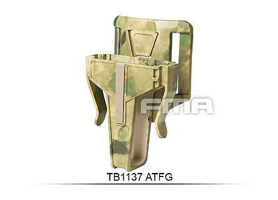 High Quality  A-Tacs FSMR Pouch In 7.62 FOR Belt Paintball Wargames