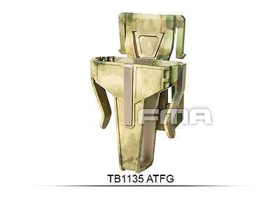 High Quality A-Tacs FG Pouch In 7.62 FOR Vest/Molle Paintball War Game H1135