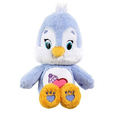 Care Bears Plush (Medium) with DVD - Cozy Heart Penguin - Brand New
