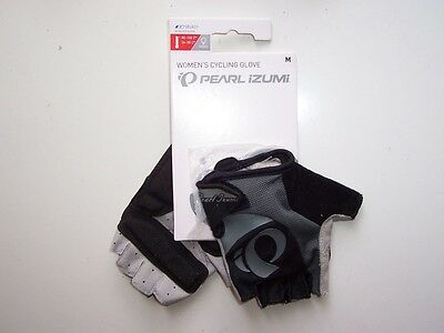 NEW - Pearl Izumi Select, Women's Cycling Gloves, Black (Select Size)