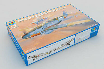 TRUMPETER® 02296 Messerschmitt Bf109G-6 Early in 1:32