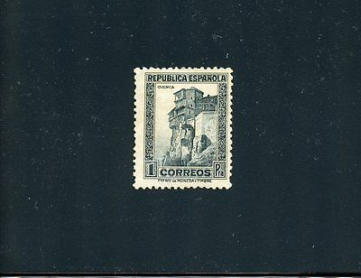 LOT 55207 SPAIN  539b UNUSED NO GUM