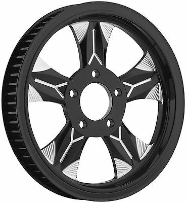 Ride Wright Wheels Inc - 09-68-CHIEF-BLACK - Chief Pulley, Black