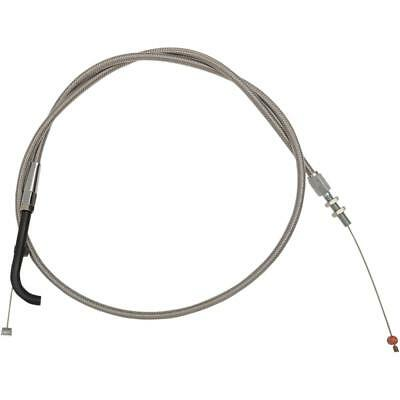 Barnett - 102-85-41011 - Stainless Clear-Coated Idle Cable