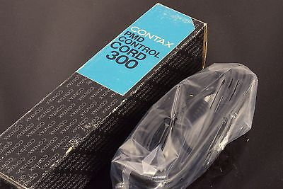 BRAND NEW BOXED Yashica Contax PMD Control Cord 300 for Pro Motor Drive W6