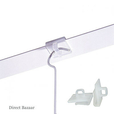 100 x Suspended Ceiling Hangers, Clips, Hooks