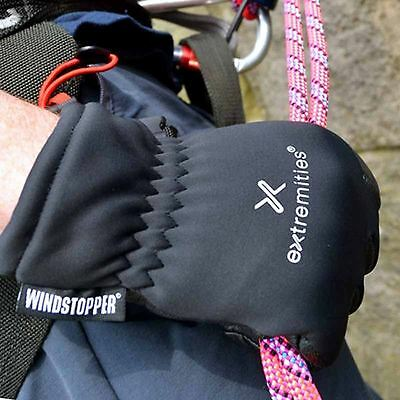 Extremities Guide Glove Black Small