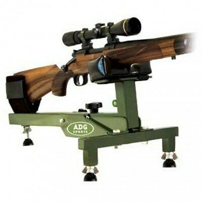 """ADG Sports Rifle Rest / Cleaning Steel Construction 24"""" x 11.75"""" x 8.5"""" BOY31123"""