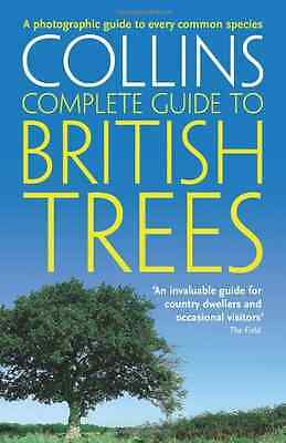 Collins Complete Guide to British Trees: A Photographic - Paperback NEW Sterry,