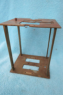 Early Brass Birdcage Movement Frame