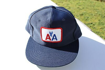 Ball Cap Hat - American Airlines - AA Logo - Blue (H1664)