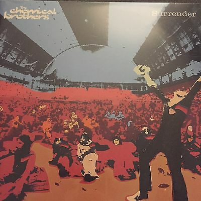 Chemical Brothers 'surrender' 2 X Lp Vinyl - New And Sealed