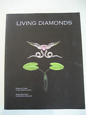 Vintage Living Diamonds Exhibition Catalog Province Antwerp Oct 10 - Nov 10 2002