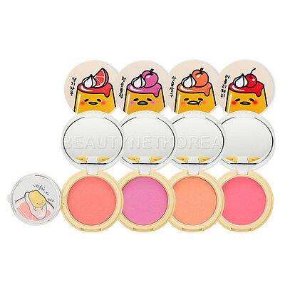 [HOLIKA HOLIKA] Gudetama Lazy & Joy Jelly Dough Blusher 6g 4 Color