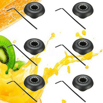 6Pcs Drive Socket Replacement Kits For Vitamix Blenders Spare Parts w/ Wrench
