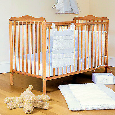 New 4Baby Country Pine Solid Wood Eva Baby Cot Foam Safety Mattress