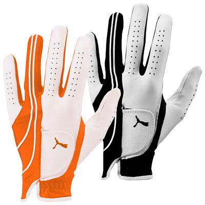 Puma Cabretta LEATHER Golf Glove with Lycra for better Fit - MLH