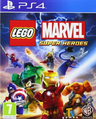 LEGO Marvel SuperHeroes PlayStation 4 (PS4)