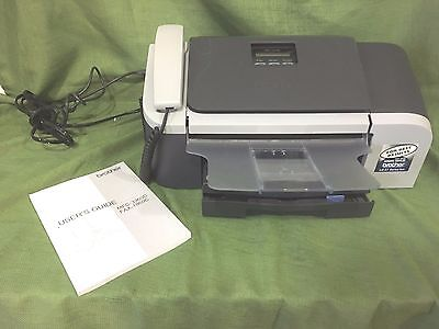Brother Facsimile Transceiver Mfc-3360C Fax Machine Home Office