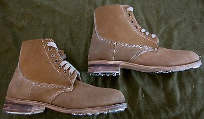 Wwi Us Army Aef Doughboy Pershing M1917 Infantry Trench Boots- Size 8