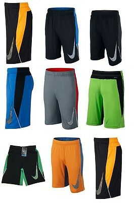 Brand New - Boy's Nike Dri-FIT Legacy Graphic Training Shorts