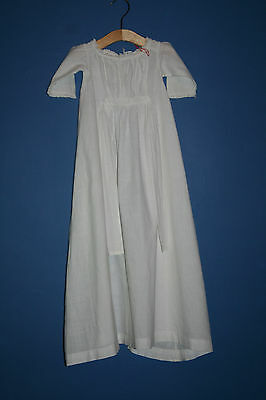 Antique Victorian Small Baby Gown or Nightgown (#55)
