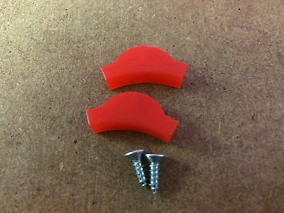 Gedore 2003694 Spare plastic jaws (pair) For Connector pliers