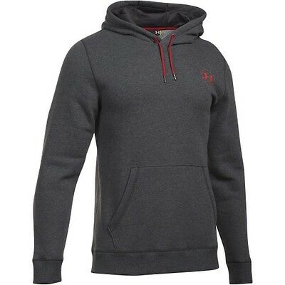 """Under Armour 1276950 Men's Carbon WWP """"Property Of"""" Hoodie - Size 3X-Large"""