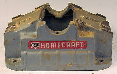 "Delta Rockwell Homecraft 4"" Jointer Body Casting From A Combination Machine"
