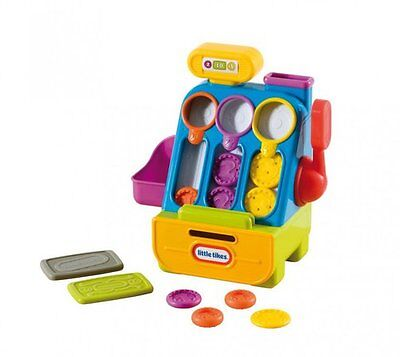 Little Tikes Learning Cash Register Count & Play Toy Till for Children age 2 up