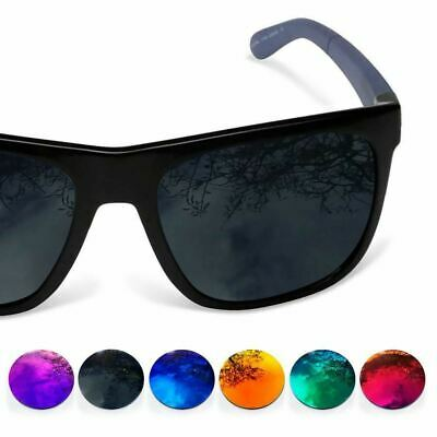 Fit&See Polarized Replacement Lenses for Arnette Witch Doctor 4177 Choose Color