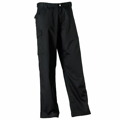 Russell-Mens-Polycotton twill workwear trouser