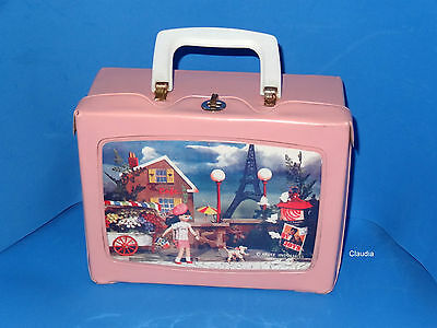 Vintage Barbie TUTTI IN PARIS Lunch Box by ARDEE INDUSTRIES ULTRA RARE EXCELLENT