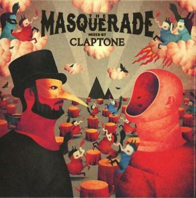 The Masquerade Mixed By Claptone - Various Artists (NEW 2CD)