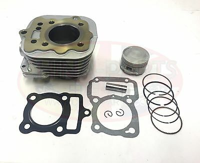 Cylinder Kit for Honda XR125 L Std 56.50mm with 13mm Piston Pin '03-08 Brand New