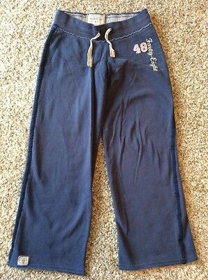 Girl's Next Blue Sweatpants Jogging Bottoms size 12 years