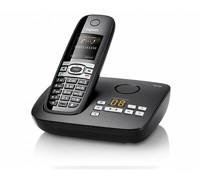Gigaset C610A DECT Cordless Phone With Answering Machine
