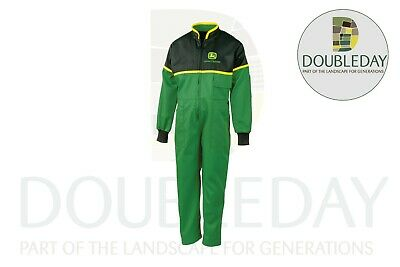 John Deere Dickies Childs Kids Deluxe Overalls available in all sizes 1-12 years