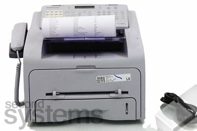 TOP - Samsung SF-560R FAX / Laserfax under 3.000 Pages Copier Telephone