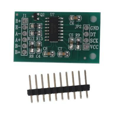 HX711 Weighing Sensor 24-bit A/D Conversion Dual-channel Module Board Set