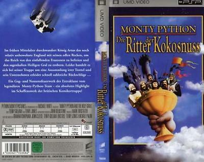 Die Ritter der Kokosnuss - PSP UMD Video