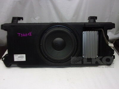2009-2014  Nissan Cube Audio Amp Amplifier Subwoofer Assembly 28170 1F0A OEM