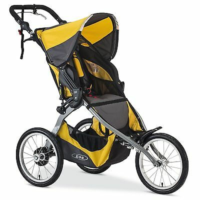BOB Ironman Single Jogging Stroller, Yellow - U571856