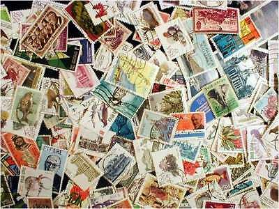 South Africa Stamp Collection - 300 Different Stamps