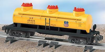American Flyer 6-48420 Union Pacific Triple Dome 3 dome tank car UP Shield herit