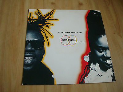 "Soul Ii Soul-Back To Life [Club Mix] (10 Records, 12"") Featuring Caron Wheeler"