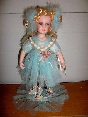 """Unbranded ~ Bisque 14"""" Ballerina Doll, Beautiful"""