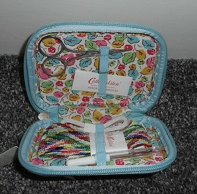 Brand New Travel Sewing Kit by Cath Kidston - Xmas Stocking Filler !!